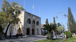 Το Προεδρικό Μέγαρο της Κύπρου. Φωτογραφία: ΚΥΠΕ.