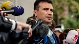 FYROM PM, Zoran Zaev. FILE PHOTO.  EPA/TOMISLAV GEORGIEV