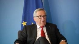 Ο πρόεδρος της Κομισιόν, Ζαν Κλοντ Γιούνκερ. ΑΠΕ-ΜΠΕ/ΝΙΚΟΣ ΑΡΒΑΝΙΤΙΔΗΣ.