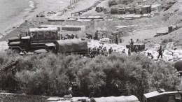 Οι Τούρκοι εισβάλουν στην Κύπρο. Photo via PIO