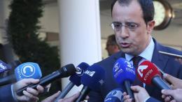 Ο κυβερνητικός εκπρόσωπος της Κύπρου, Νίκος Χριστοδουλίδης. Φωτογραφία: ΚΥΠΕ.