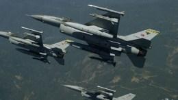 Φωτογραφία των τουρκικών αεροπλάνων από την επίσημη ιστοσελίδα της Τουρκικής Αεροπορίας
