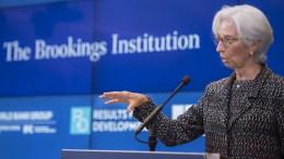 FILE PHOTO. International Monetary Fund Managing Director Christine Lagarde. ©IMF Photo