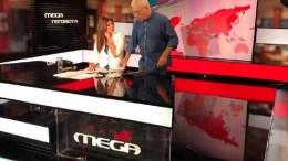 FILE PHOTO: Η Λίνα Δρούγκα με τον Μανώλη Καψή. Φωτογραφία ΔΗΜΗΤΡΗΣ ΤΑΚΗΣ