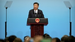 FILE PHOTO. Chinese President Xi Jinping. EPA, Mark Schiefelbein / POOL