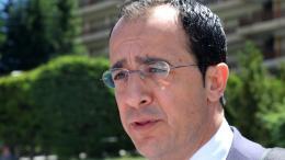 Ο Κύπριος κυβερνητικός εκπρόσωπος Νίκος Χριστοδουλίδης. Φωτογραφία ΚΥΠΕ.