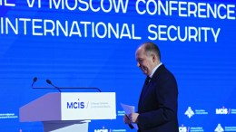 FILE PHOTO. Director of the Russian Federal Security Service (FSB) Alexander Bortnikov attends the annual Moscow Conference on International Security (MCIS) in Moscow, Russia. EPA/SERGEI ILNITSKY