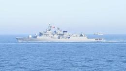 Φρεγάτα του τουρκικού ναυτικού. Φωτογραφία Turkish Navy.