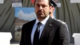 FILE PHOTO. Lebanese Prime Minister Saad Hariri. EPA/WAEL HAMZEH