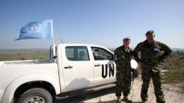 FILE PHOTO. Φτάνει στην Κύπρο ο βοηθός γ.γ του ΟΗΕ, αρμόδιος για ειρηνευτικές επιχειρήσεις. Φωτογραφία ΚΥΠΕ.