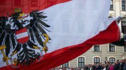 Σε ερώτημα  δημοσκόπησης, εάν θα εξακολουθεί να υπάρχει σε 100 χρόνια η Ευρωπαϊκή Ένωση, το  45% των αυστριακών απαντά αρνητικά. EPA, CHRISTIAN BRUNA