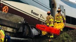 FILE PHOTO. Τουλάχιστον δύο νεκροί και 50 τραυματίες από σύγκρουση τραίνων στη Νότια Καρολίνα. EPA/PIERCE COUNTY SHERIFF / HANDOUT EDITORIAL USE ONLY, NO SALES HANDOUT EDITORIAL USE ONLY/NO SALES