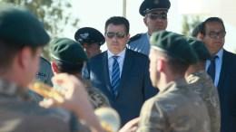 Ο Υπουργός Άμυνας κ. Χριστόφορος Φωκαΐδης. Φωτογραφία ΓΤΠ, ΣΤΑΥΡΟΣ ΙΩΑΝΝΙΔΗΣ