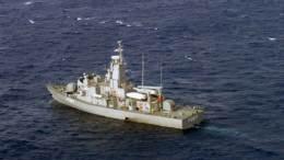 """Η κανονιοφόρος """"Νικηφόρος"""". Φωτογραφία Πολεμικό Ναυτικό."""