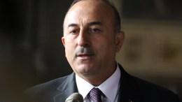 Turkish Foreign Minister Mevlut Cavusoglu. EPA, FOCKE STRANGMANN