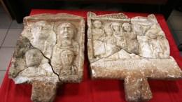 File Photo: Αρχαία αντικείμενα που εντόπισε στα χέρια αρχαιοκαπήλων σε παλαιότερη έρευνα η ΕΛΑΣ ΑΠΕ-ΜΠΕ, Σωτήρης Μπαρμπαρούσης