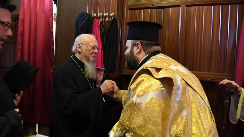 File Photo: Ο Οικουμενικός Πατριάρχης Βαρθολομαίος . ΑΠΕ-ΜΠΕ, Οικουμενικό Πατριαρχείο, Νίκος Μαγγίνας