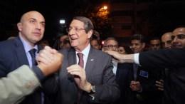 Το ΑΚΕΛ κατηγορεί ευθέως τον Αναστασιάδη για τους χειρισμούς του στο Κυπριακό.  Φωτογραφία ΚΥΠΕ