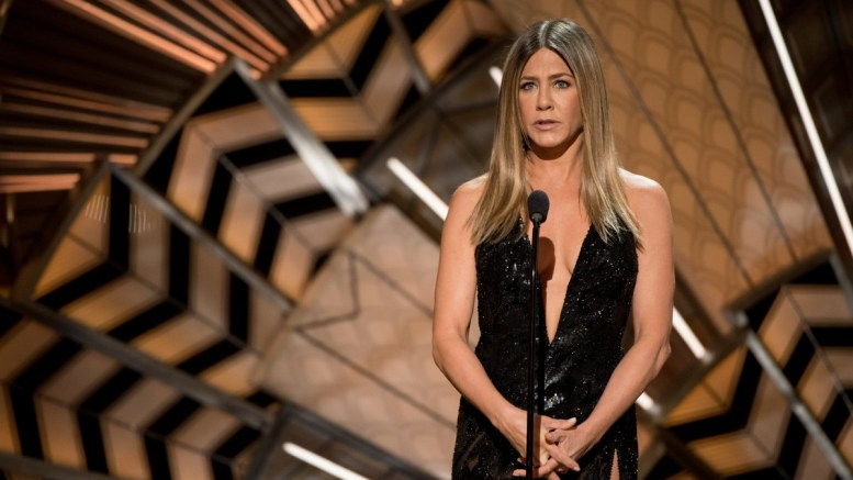 File Photo: Jennifer Aniston onstage during the 89th annual Academy Awards ceremony at the Dolby Theatre in Hollywood, California, USA. EPA, AARON POOLE / AMPAS