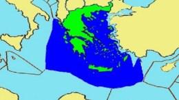 Η ΑΟΖ της Ελλάδας...