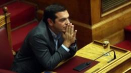 File Photo: Ο πρωθυπουργός Αλέξης Τσίπρας στην Ολομέλεια της Βουλής - ΑΠΕ-ΜΠΕ, Ορέστης Παναγιώτου