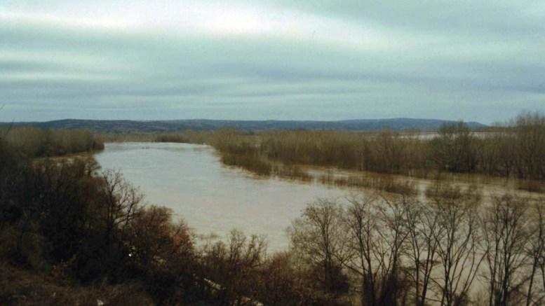 File Photo: Ο ποταμός Έβρος.  ΑΠΕ-ΜΠΕ, ΚΑΡΑΦΥΛΛΙΔΗΣ B.