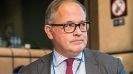 Benoit Coeure, Executive Board of the European Central Bank (ECB). FILE PHOTO, EPA,STEPHANIE LECOCQ