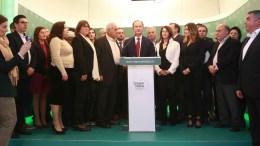Ο υποψήφιος του ΑΚΕΛ, Σταύρος Λαλάς. Φωτογραφία ΚΥΠΕ