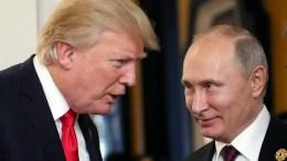 Russian President Vladimir Putin (R) and US President Donald J. Trump (L) talk at the break of a leader's meeting at the 25th Asia-Pacific Economic Cooperation (APEC) summit in Da Nang, Vietnam. EPA, MIKHAIL KLIMENTYEV, SPUTNIK, KREML MANDATORY CREDIT