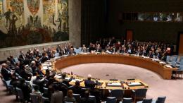 Καθυστέρησε και τελικά αναβλήθηκε για άλλη μια φορά, η ψηφοφορία στο ΣΑ του ΟΗΕ για την εκεχειρία στη Συρία  Photo File: KYΠE
