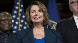 Democratic House Minority Leader from California Nancy Pelosi. FILE PHOTO. EPA, JIM LO SCALZO
