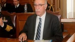 Ο αναπληρωτής υπουργός Εθνικής Άμυνας Δημήτρης Βίτσας. Φωτογραφία αρχείου, ΑΠΕ-ΜΠΕ, Παντελής Σαίτας