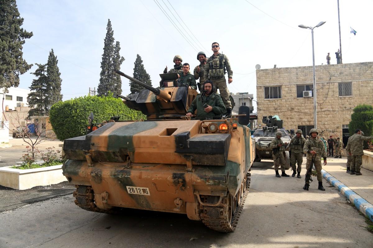 """""""Θα είμαστε ο εφιάλτης σας"""": Οι Κούρδοι στέλνουν μήνυμα αντίστασης στην Άγκυρα"""