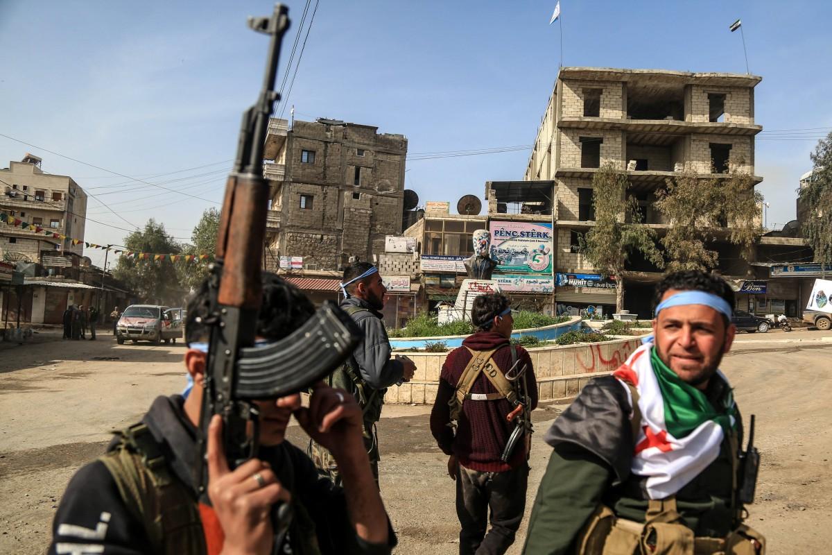Άρχισαν τον ανταρτοπόλεμο οι Κούρδοι του YPG στο Αφρίν: Έκρηξη βόμβας με νεκρούς