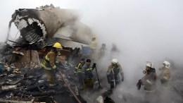 Photo File: Σύμφωνα με το πρακτορείο ειδήσεων ISNA είναι νεκροί και οι 11 επιβαίνοντες στο αεροσκάφος.  Φωτογραφεία Αρχείου