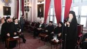 File Photo: Ο Οικουμενικός Πατριάρχης Βαρθολομαίος ΑΠΕ-ΜΠΕ/Οικουμενικό Πατριαρχείο/Νίκος Μαγγίνας