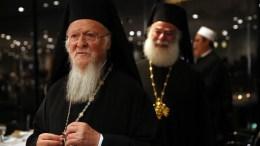 File Photo: Ο Οικουμενικός Πατριάρχης Βαρθολομαίος.  ΑΠΕ-ΜΠΕ, ΟΡΕΣΤΗΣ ΠΑΝΑΓΙΩΤΟΥ