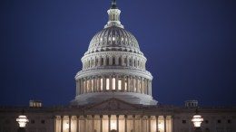 FILE PHOTO.  The US Capitol Building at dawn in Washington, DC, USA. EPA,MICHAEL REYNOLDS