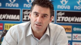File Photo: Ο πρόεδρος της ΠΑΕ ΠΑΟΚ Θοδωρής Ζαγοράκης μιλάει στους δημοσιογράφους κατά την διάρκεια της συνέντευξης τύπου που πραγματοποιήθηκε στην αίθουσα συνεντεύξεων της Τούμπας. Θεσσαλονίκη. ΑΠΕ ΜΠΕ, PIXEL, ΣΩΤΗΡΗΣ ΜΠΑΡΜΠΑΡΟΥΣΗΣ