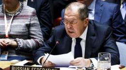 File Photo: Ο υπουργός Εξωτερικών της Ρωσίας ανεβάζει τους τόνους της αντιπαράθεσης με το Λονδίνο EPA, JUSTIN LANE