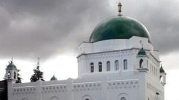 Το τζαμί Fazl στη συνοικία Σάουθφιλντς, είναι ένα από τα δύο νέα κτίρια που επωφελούνται από την αναγνώριση αυτή. Photo @amna_news
