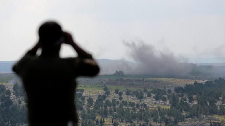 File Photo: έξι Τούρκοι στρατιώτες σκοτώθηκαν και επτά τραυματίστηκαν από επίθεση ενόπλων του Κουρδικού Εργατικού Κόμματος (PKK) στην επαρχία επαρχία Σιίρτ.  EPA, STR