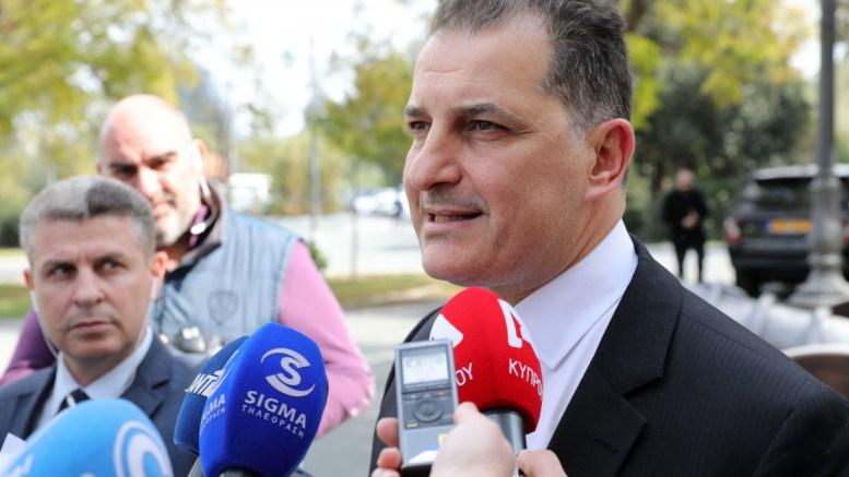 File Photo: O υπουργός Ενέργειας της Κύπρου Γιώργος Λακκοτρύπης. ΚΥΠΕ, ΚΑΤΙΑ ΧΡΙΣΤΟΔΟΥΛΟΥ