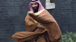 File Photo: Saudi Arabia's Crown Prince Mohammad bin Salman Al Saud. 07 March 2018.  EPA, WILL OLIVER