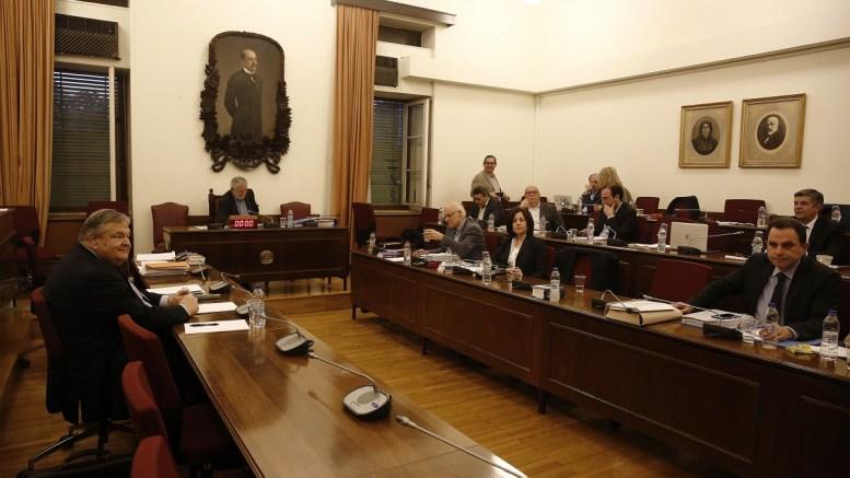 Από τη σημερινή συνεδρίαση της προανακριτικής επιτροπής για την υπόθεση Novartis. ΑΠΕ-ΜΠΕ, ΑΛΕΞΑΝΔΡΟΣ ΒΛΑΧΟΣ