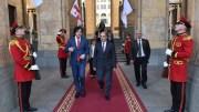 Επίσημη επίσκεψη στη Γεωργία πραγματοποιεί ο Πρόεδρος της Βουλής Δημήτρης Συλλούρης. ΚΥΠΕ, Βουλή