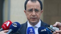 File Photo: Ο Κύπριος υπουργός Εξωτερικών, Νίκος Χριστοδουλίδης ΚΥΠΕ, ΚΑΤΙΑ ΧΡΙΣΤΟΔΟΥΛΟΥ