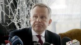 File Photo: Ο Ρίμσεβιτς κατηγορείται ότι δωροδοκήθηκε με το ποσό των 100.000 ευρώ τουλάχιστον. EPA, Valda Kalnina