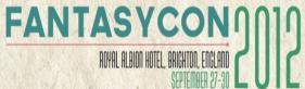 FantasyCon 2012