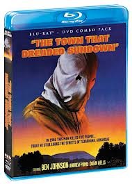 The town that dreaded sundown bluray